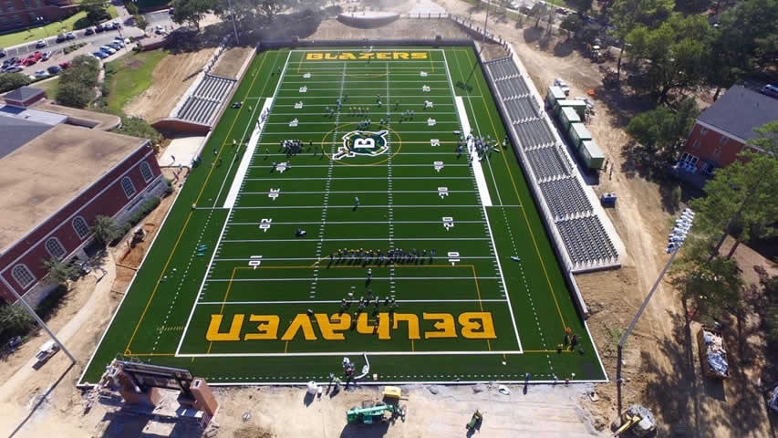 Belhaven University Artificial Turf